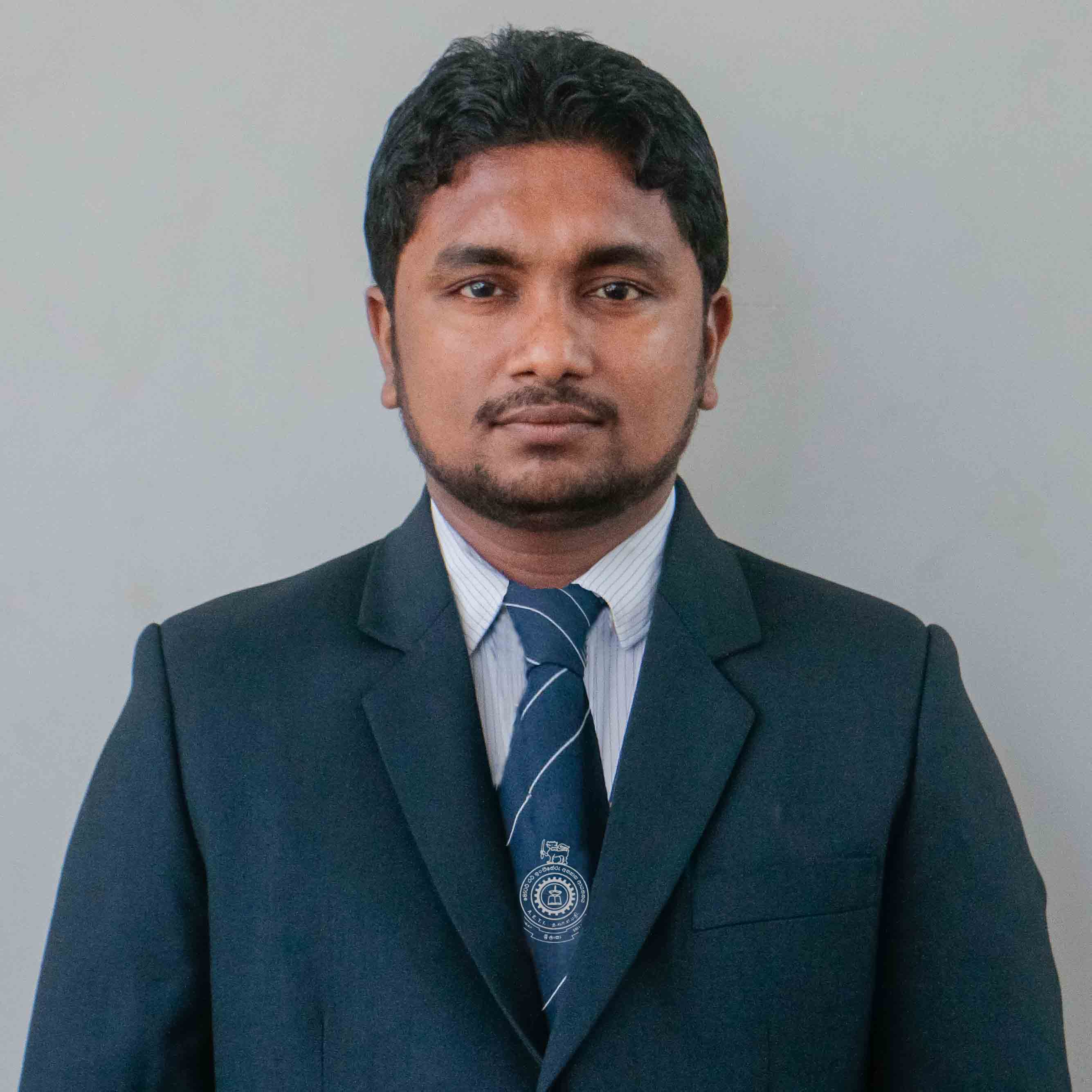 Mr. J.P. Kasthuriarachchi