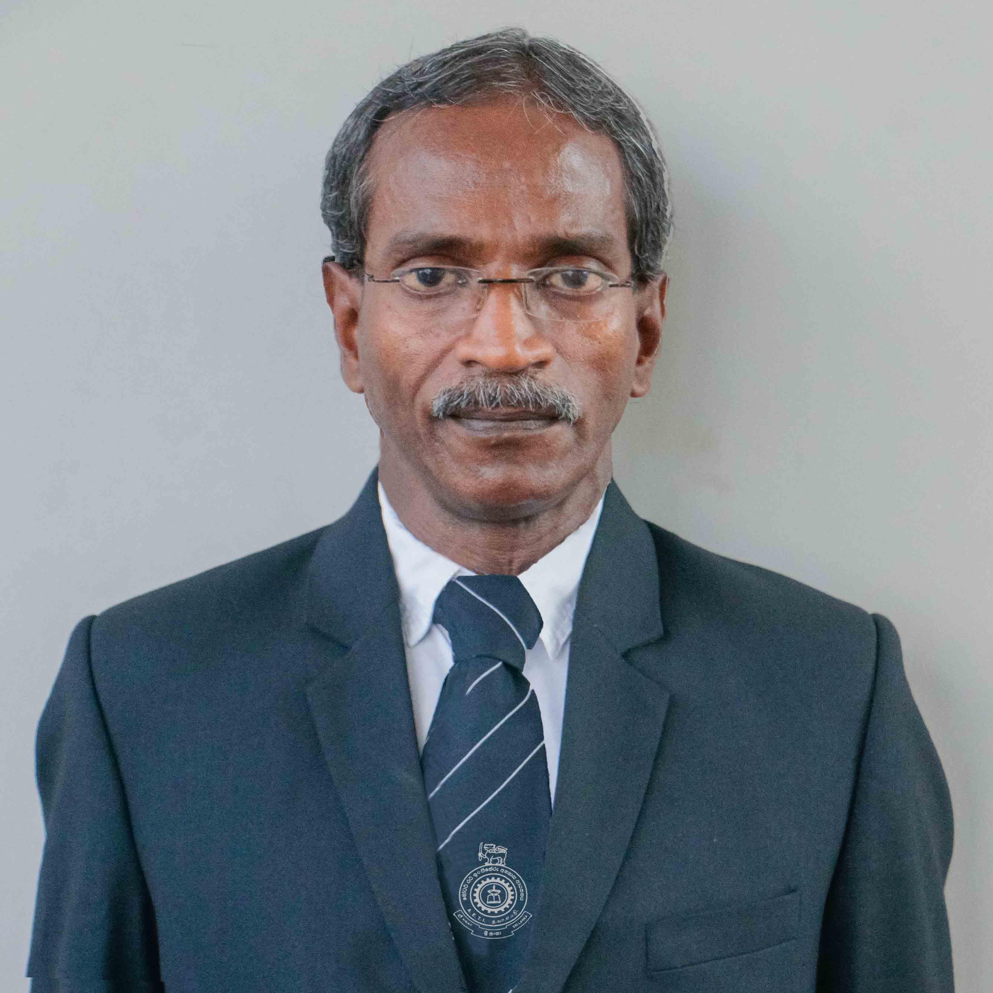 Mr. R.A.A.U Ratnayake (AE HOD)