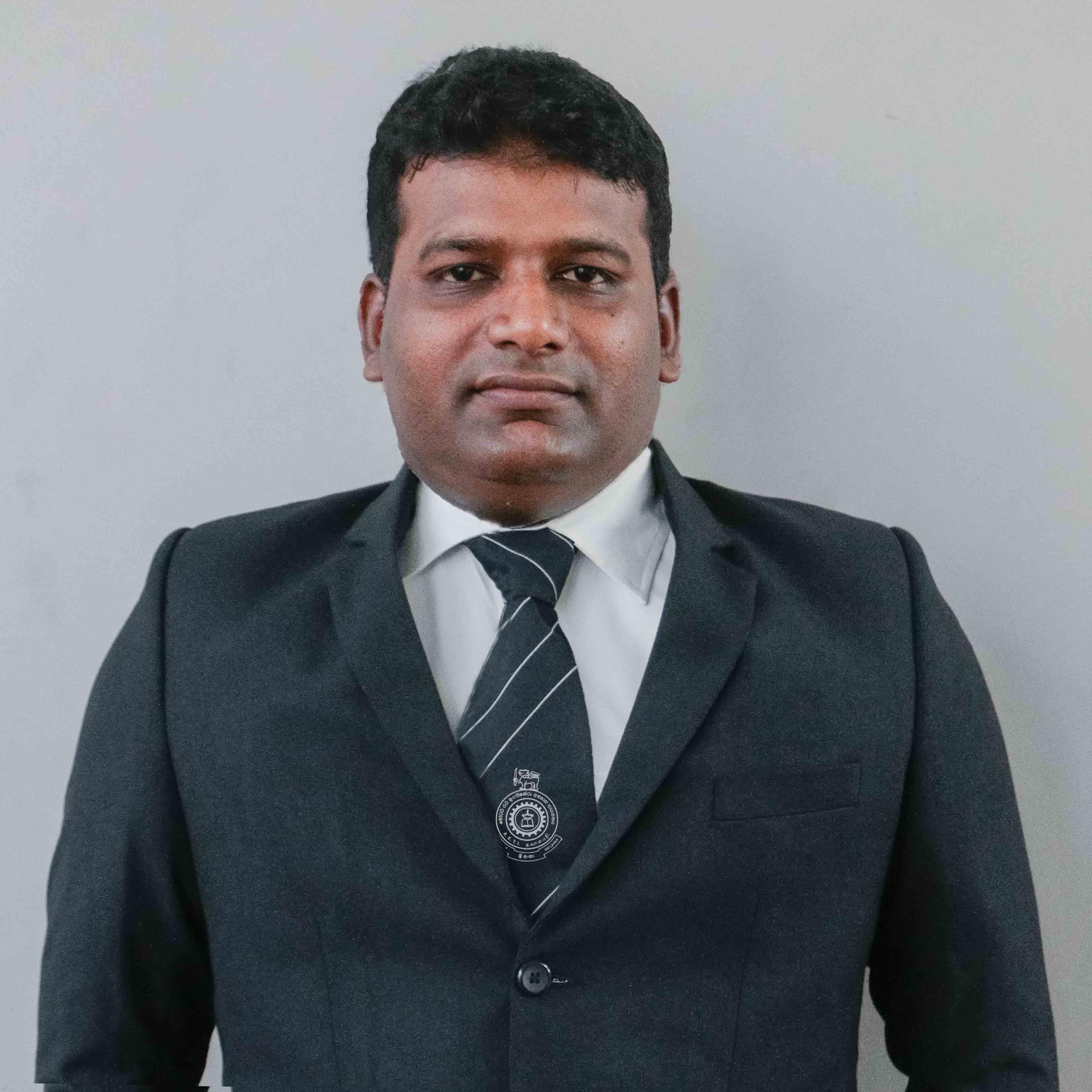 Mr. R.P.P. Munasinghe