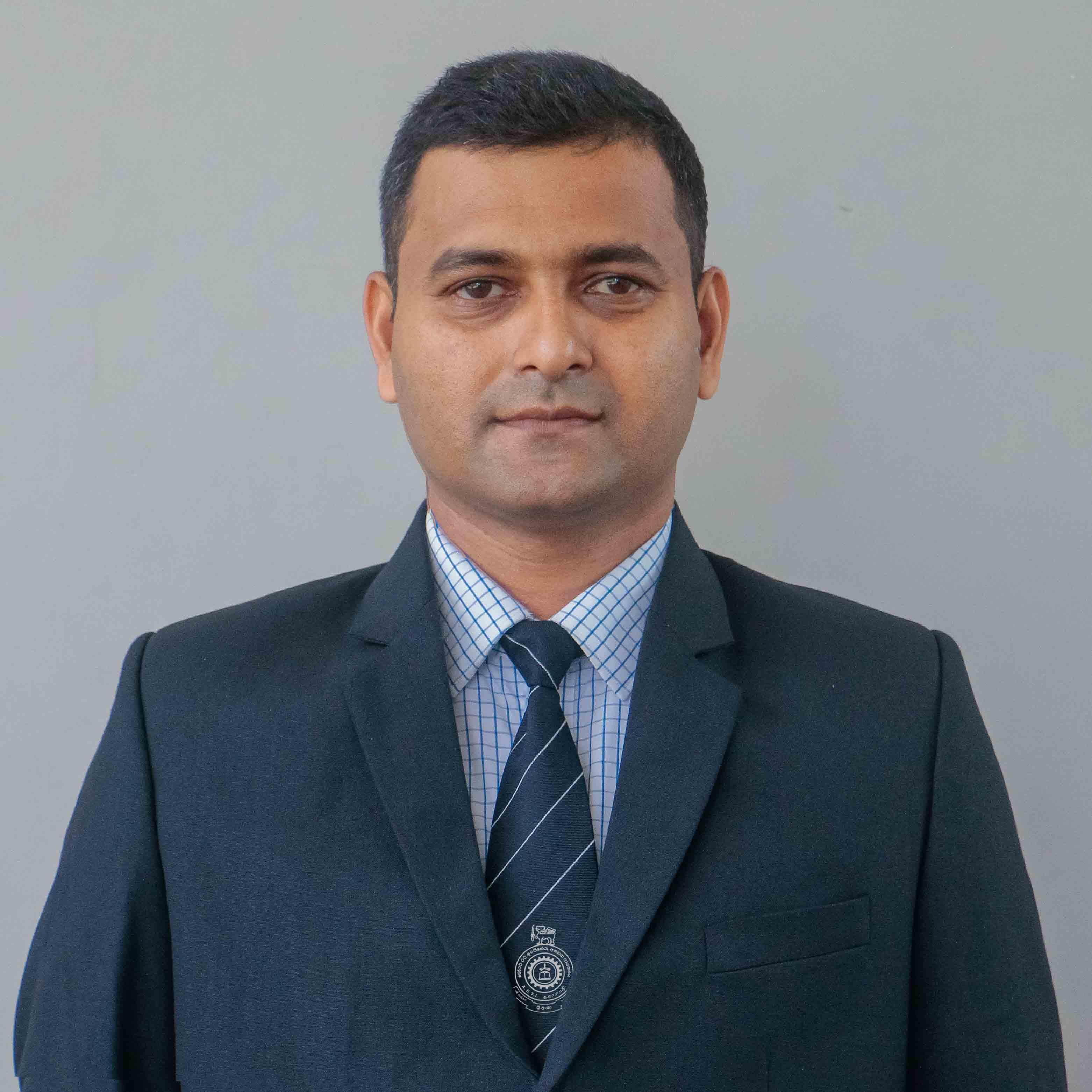 Mr. S.G.H.T. Senevirathna
