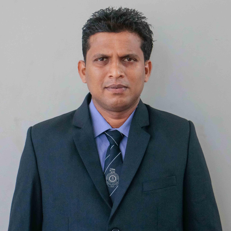 Mr. T.H.A Chamara