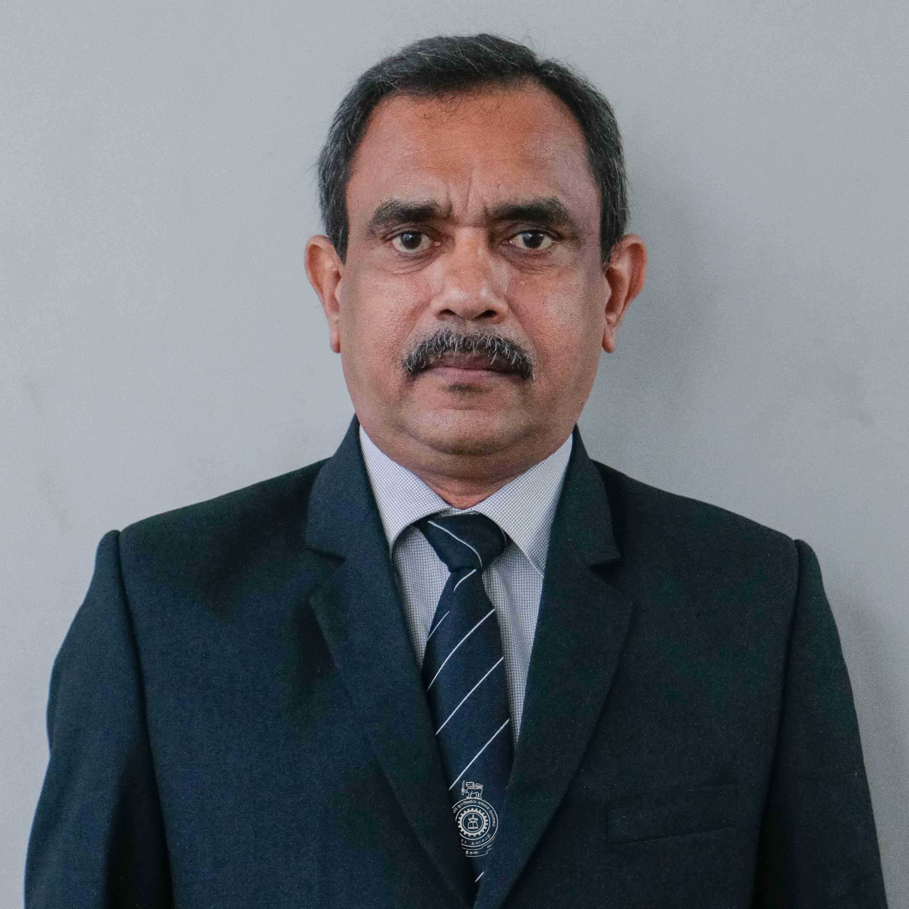 Mr. U.P.K. wimalarathna (Part Time Division HOD)